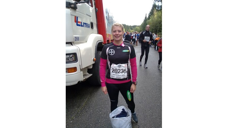 Pia Berg-Nilsen is fundraising for Macmillan Cancer Support