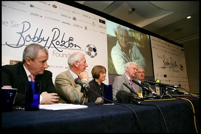 Launch of the Sir Bobby Robson Foundation