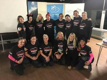 RWFanFest Team Snowdon Climbers
