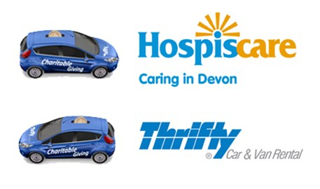 Hospiscare - our Charity of the Year