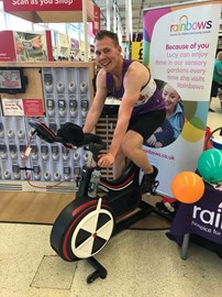Tesco Hucknall Cycle Event!