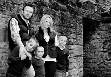 The Crozier Family