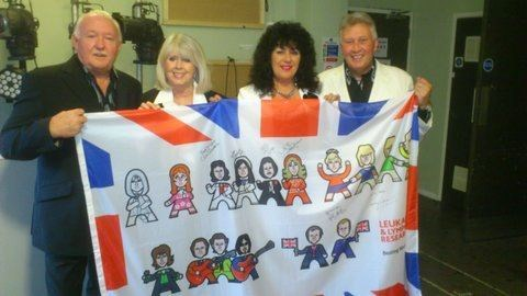 Brotherhood of Man and the Flag!