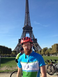 London to Paris - I did it!!