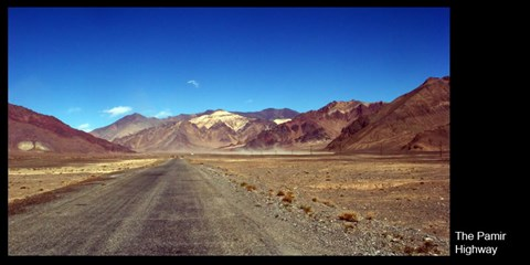 The Pamir Highway