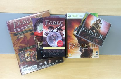 Fable Goodies