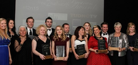 Free2Network Business Awards 2015