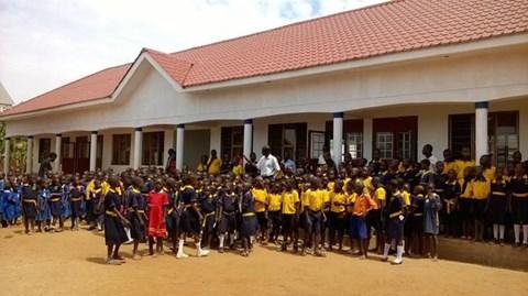 Covenant Schoo, Uganda