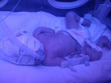 Newborn Kaitlynn