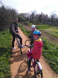 Mothers day cycle....