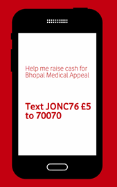 Here's how to donate via SMS