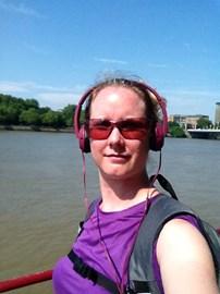 On my 24 mile training walk
