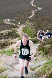 Bennachie Hill Race 09/10/1