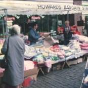 Still taken from 'York Market' (1985)