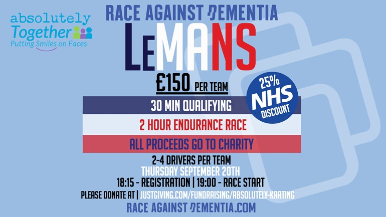 5e69f19f160cb Jason Petherick is fundraising for Race Against Dementia