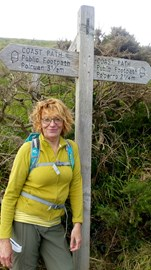 How much further? Between Polruan and Polperro, east of Fowey, south Cornwall'