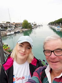 Lake Garda with Dad 26/10/18