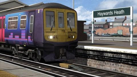 Class 319 FCC at Haywards Heath
