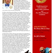 2020 Honoree - Dr. Henry HL Chan