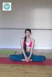 Zen Yoga teacher at 'The Cat Pose'