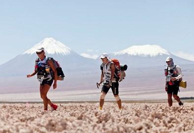 Atacama Desert run 2011