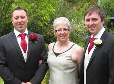 Janice-Ann Dunne - Mother of Craig Dunne