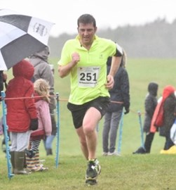 Photo courtesy of The North Norfolk News from the Hunny Bell Cross country March 2017