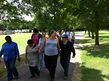 Walking for Health!
