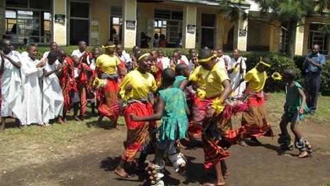 The Buhinga kids