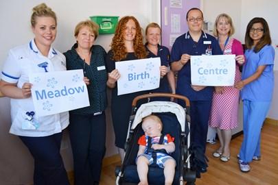 Name Chosen - Meadow Birth Centre