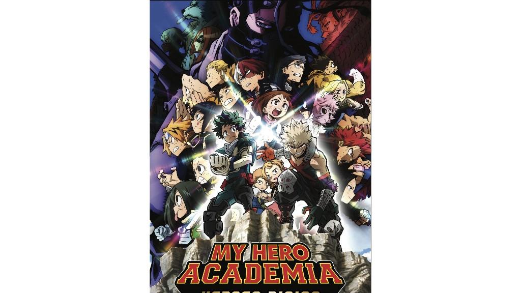 my hero academia heroes rising movie watch online