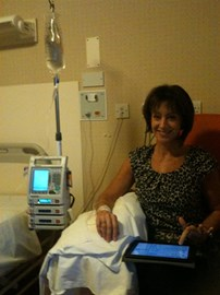 First chemotherapy
