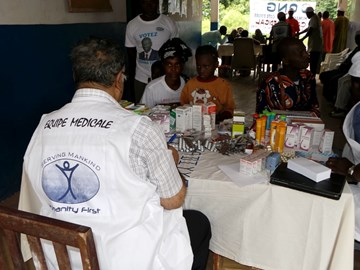 Foro Foro Medical Camp
