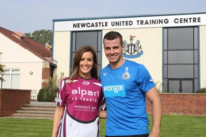 Newcastle United FC launch