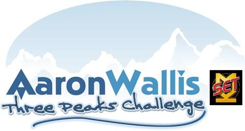 Aaron Wallis 3 Peaks Challenge