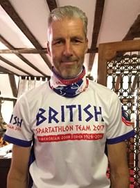 British Spartathlon Team
