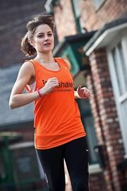 Paula Lane Running for Henshaws