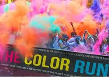 The Color Run!!