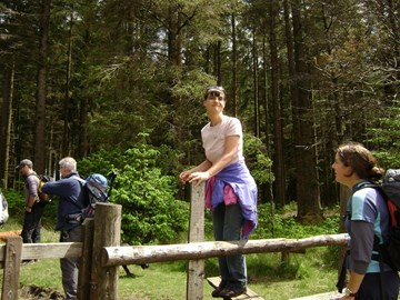 Training on Dartmoor