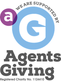 RAN are proud to support Agents Giving