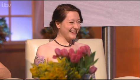 Naked Alan Titchmarsh Show 22nd Jan 13