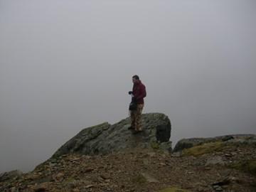 Sam haynes aka the mountain goat!