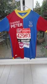 My Marathon Shirt
