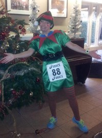 Surely I deserve a donation for running around the coutryside like this?