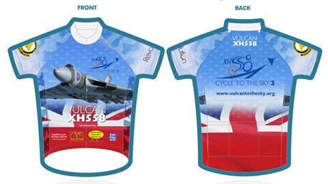 Cycle To The Sky Team Shirt