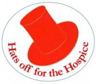 Hats Off For The Hospice - our Logo