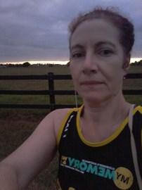 Day 1 - Sunrise on Richmond Lowlands