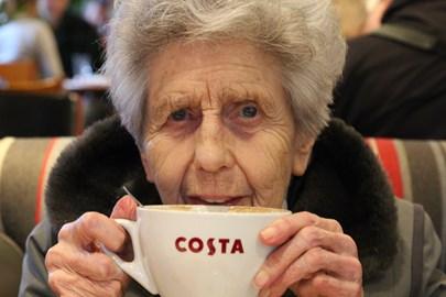 Mum always loved her coffee!