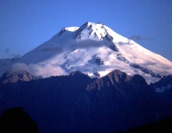 Mount Elbrus, Russia, 5642m