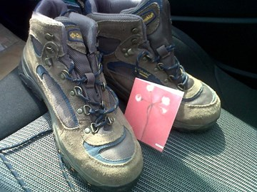 My Trusty Boots